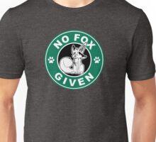 Furry Trash - No Fox Given Unisex T-Shirt