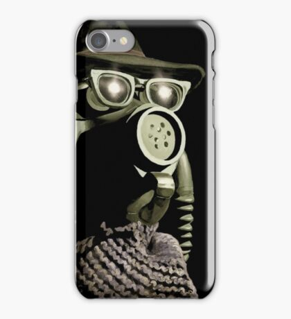 The Traveler Circa 1994 iPhone Case/Skin