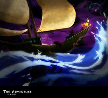 The Adventure by xplor-r