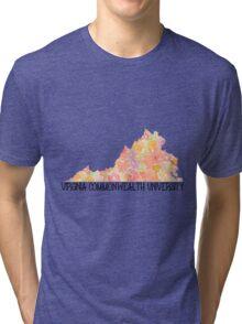 Style 1 - VCU Tri-blend T-Shirt