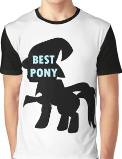 Trixie is Best Pony Graphic T-Shirt