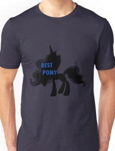 Princess Luna is Best Pony Unisex T-Shirt