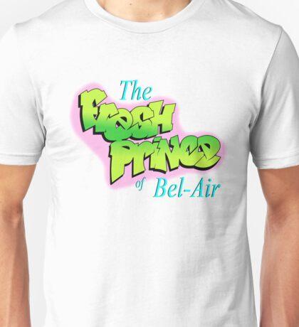 Fresh Prince of Bel Air Logo Unisex T-Shirt