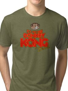 It's on like Donkey Kong! @#$%! Tri-blend T-Shirt