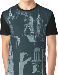 Cathedral of Ancient Lords Graphic T-Shirt