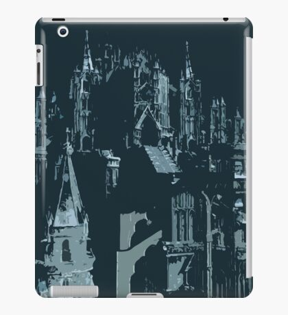 Cathedral of Ancient Lords iPad Case/Skin