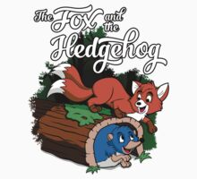 The Fox and the Hedgehog  Kids Clothes