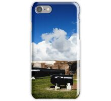 The Big Guns of Fort Sumter iPhone Case/Skin
