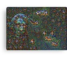 Ryan as Energy Canvas Print