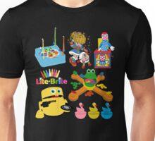 90s Nostalgia Toys Unisex T-Shirt