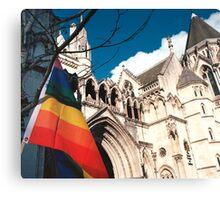 London Pride Canvas Print