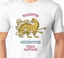 Wampus House Quidditch Team Captain Unisex T-Shirt
