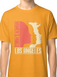 Womens March on Los Angeles Classic T-Shirt