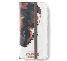 stranger things tv  iPhone Wallet/Case/Skin