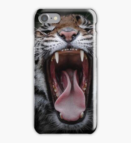 Sumatran Tiger Growl iPhone Case/Skin
