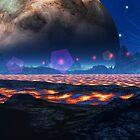 Lava Sea by blacknight