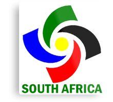 SOUTH AFRICA Metal Print