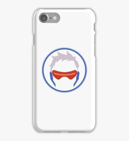 Soldier 76 iPhone Case/Skin
