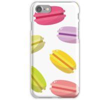 macaroon pattern iPhone Case/Skin