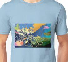 Ocean Flower Unisex T-Shirt