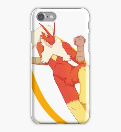 Pokemon - Blaziken iPhone Case/Skin