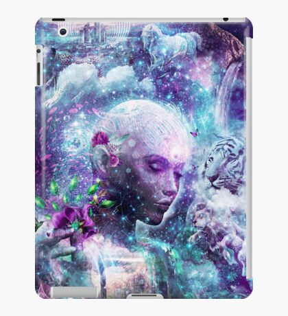 Discovering The Cosmic Consciousness iPad Case/Skin