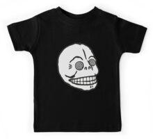 "Cheap Monday's ""Hypno Skull Cap"" (white) Kids Tee"