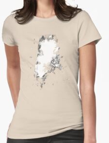 A break in the jungle Womens Fitted T-Shirt