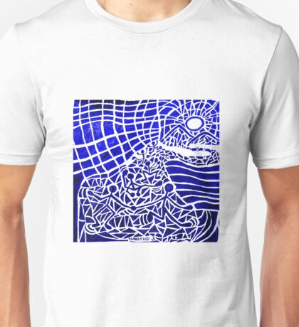 Long and Winding Road 4 Unisex T-Shirt