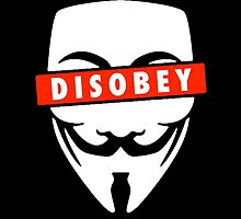 Disobey Censorship by mutinyaudio