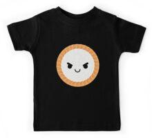 Salmon Maki Sushi Roll Emoji Naughty and Cheeky Kids Tee