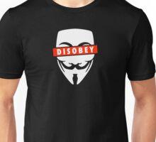 Disobey Censorship Unisex T-Shirt