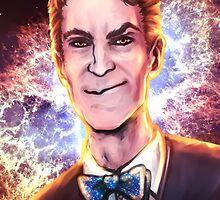 Bill Nye the Science Guy by Deer-Head-Xiris