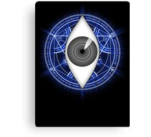Fullmetal Alchemist Eye of Truth Canvas Print