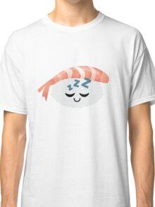 Shrimp Nigiri Sushi Emoji Sleep and Dream Classic T-Shirt