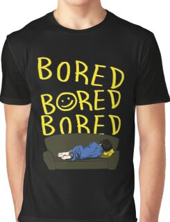 Bored! Graphic T-Shirt