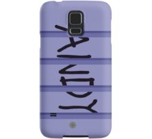 Buzz Lightyear Boot Case Samsung Galaxy Case/Skin