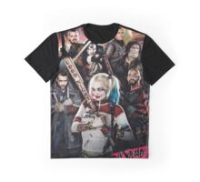 Suicide Squad Graphic T-Shirt