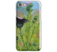 Playful butterfly  iPhone Case/Skin
