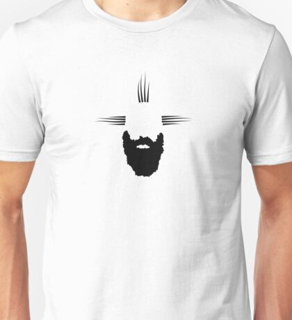 Zia Beard Unisex T-Shirt