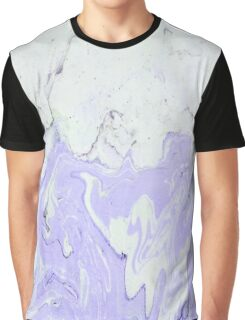 Marble Mystique  Graphic T-Shirt