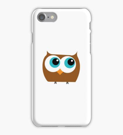 Cartoon Owl iPhone Case/Skin