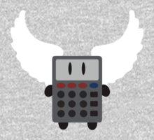 Angel Calculator One Piece - Long Sleeve