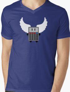 Angel Calculator Mens V-Neck T-Shirt