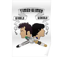 Timey Wimey Doctors Poster