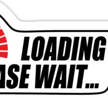 Loading Mods - Please Wait... Sticker