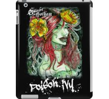 Punk Rock - Poison Ivy iPad Case/Skin