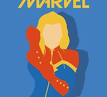 captain marvel by OnyxMayMay