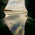 Wharariki beach by Paul Mercer