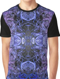 Psychedelic Tribute to Prince Graphic T-Shirt